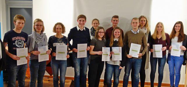 Stiftungsversammlung Mescheder Bürgerstiftung