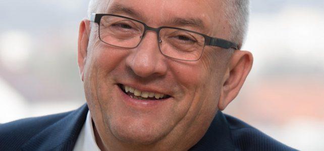 Jürgen Dörner zum Vorstandsvorsitzenden gewählt