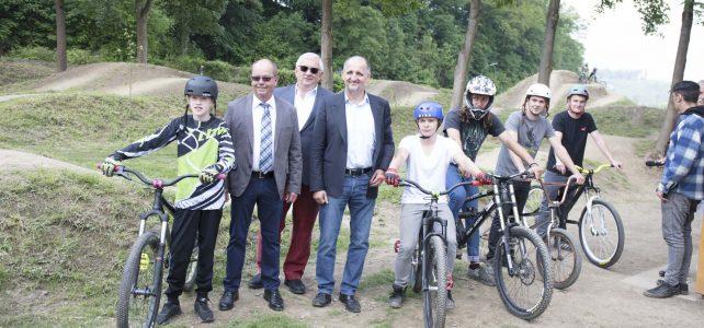 Bikepark in Meschede eröffnet
