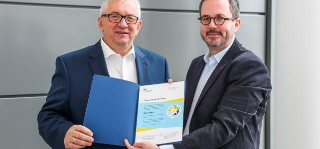 Bürgerstiftung Meschede erhält erneut das Gütesiegel des Bundesverbandes Deutscher Bürgerstiftungen